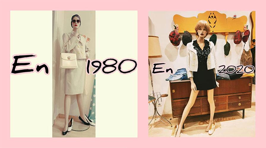 Reviva, tu nueva tienda de ropa de mujer, complementos y muebles de segunda mano y vintage en Valladolid.